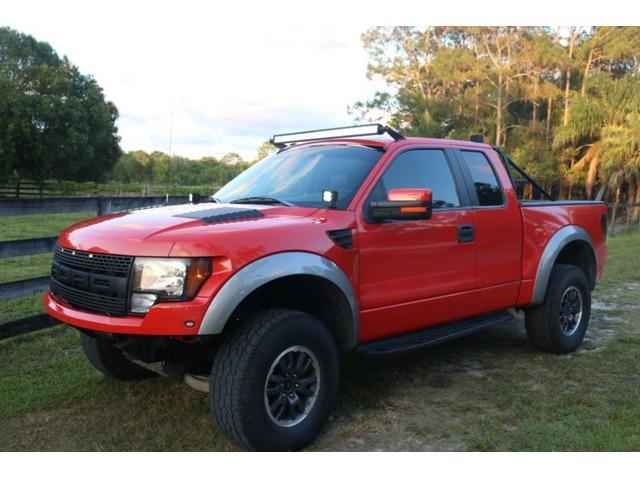 2010 ford f 150 svt raptor 6 2l v8 flex fuel super cab trucks commercial vehicles key west. Black Bedroom Furniture Sets. Home Design Ideas