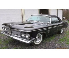 1962 Chrysler Imperial Convertible For Sale