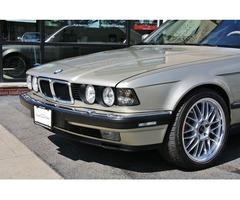 1990 BMW 7-Series 750il