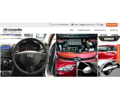 Hyundai Car Spare Parts - Spare Parts Exporters in UK