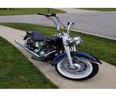 2012 Harley softail deluxe