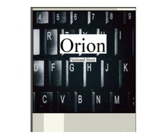 Amazing Story Called Orion, Available for Sale