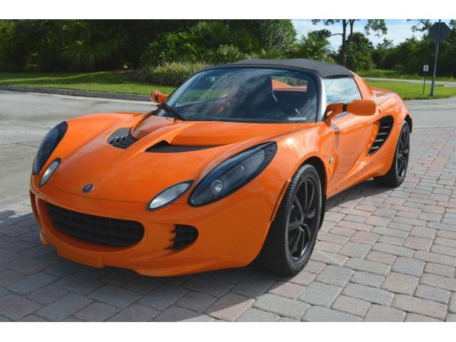 2005 Lotus Elise Sports Cars Cocoa Beach Florida