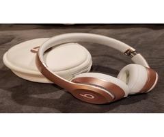 Wireless Beats. Rose/White