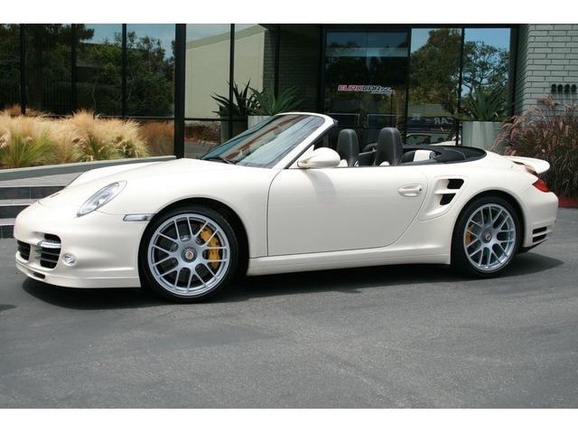 2011 Porsche 911 Turbo S Cabriolet Convertible Sports Cars La Jara New Mexico Announcement 73570
