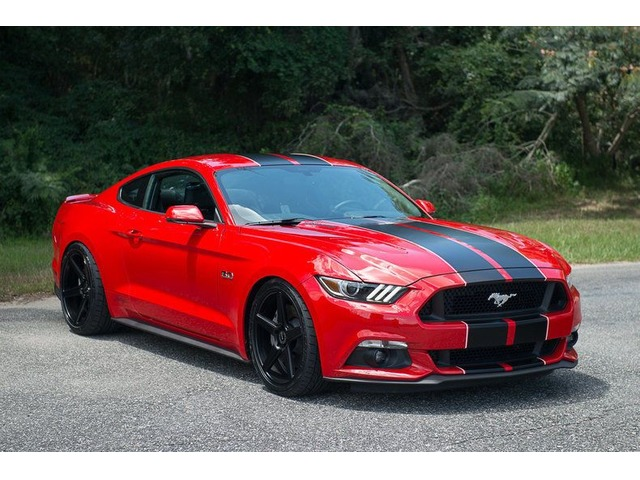 2016 Ford Mustang Roush Supercharged 780hp Sports Cars Pensacola
