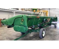 2014 John Deere 618C Header For Sale