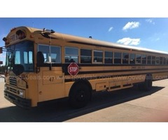 2003 Blue Bird School/Transit Bus