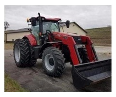 2017 Case IH Puma 185 Tractor with Loader For Sale