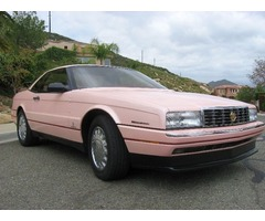 1993 Cadillac Allante Convertible with Hardtop