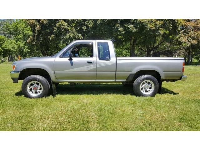 Toyota Pickup 4x4 >> 1993toyotatacoma1993toyotapickup4x4extracabwithonly85 855