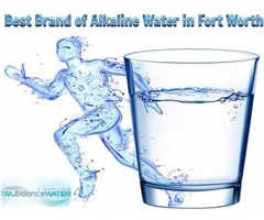 Replace Your Regular Water with High pH Water
