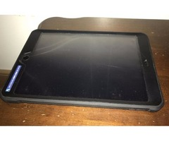I found an iPad