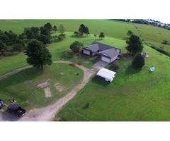 AUCTION~COUNTRY HOME & LOTS, UP TO 41.8 ACRES