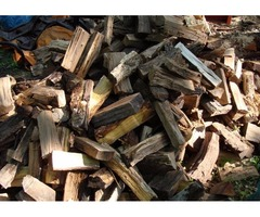 JONES FIREWOOD SEASONED MIX HARD WOODS WE SALE