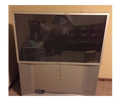 Big screen TV for sale