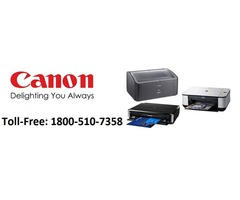 Setup Process of Canon Printer is Very Easy and Affordable at 1-800-510-7358