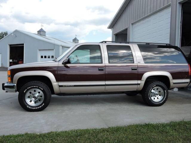 1993 Chevrolet Suburban 2500 - Trucks & Commercial ...