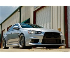 2008 Mitsubishi Evolution