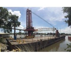 Kody Barge 140' X 40' X 8'