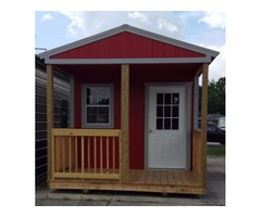 We Build Customized Storage Buildings, Cabins, and Tiny Homes
