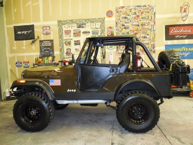1977 Jeep CJ 5 Brother of the CJ 7 - SUVs - Mesquite - Nevada ...