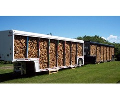 """Certified """"Heat Treated"""" Approved Firewood and Distributor"""