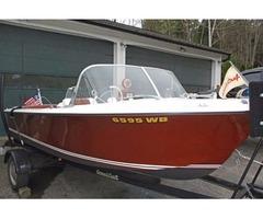 1966 17ft Correct Craft Barracuda