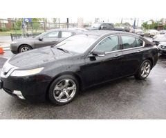 2011 Acura TL AWD with Tech Package