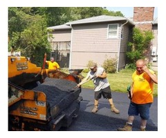 Get Rid of Potholes with Professional Help