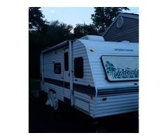 96 wilderness camper 21' travel trailer