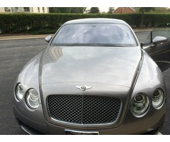2005 Bentley Continental GT continental gt