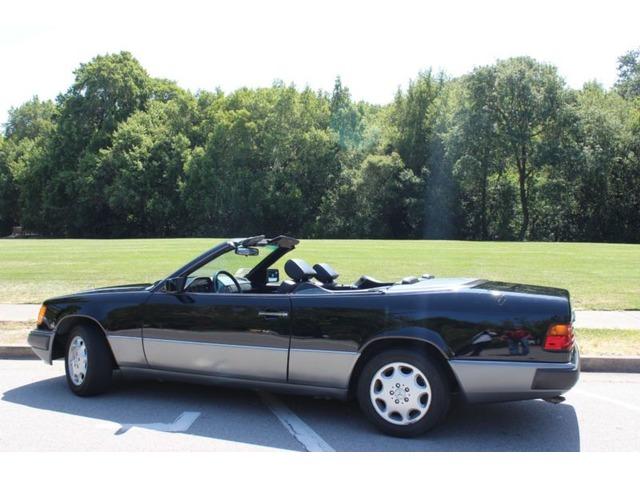 1993 Mercedes Benz 300 Series Ce Convertible 2 Door