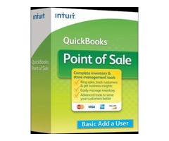 QuickBooks POS 2018 - Point of Sale Support by Intuit +1 855-924-9508