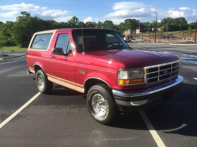 1994 Ford Bronco | free-classifieds-usa.com
