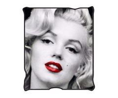 Marilyn Monroe fleece throw blanket 50x60