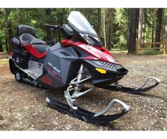 2008 Ski Doo GSX 600 Limited