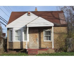 Single Family Fixer Upper Only $2,900