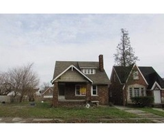 Single Family Brick Home Only $4,900!