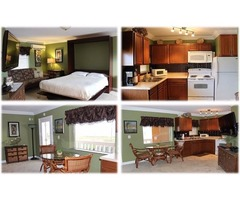 BEACHFRONT CONDO ON POMPANO BEACH GREAT SIZE STUDIO SLEEPS 3 HAS FULL KITCHEN