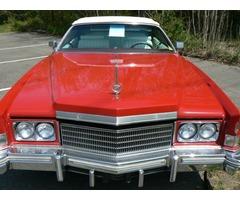1974 Cadillac Eldorado Easy Summer Project