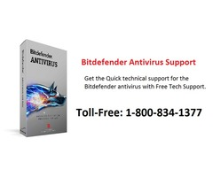 Quick Help is Available for Bitdefender Antivirus Installation