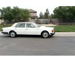 1991 Rolls-Royce Silver SpiritSpurDawn Silver Spur II