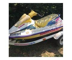 Sea-Doo Motor Is Good But Dose