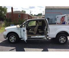2007 Ford F150 4x4 1 owner