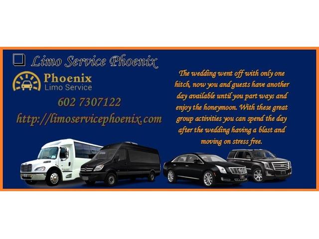 limo service phoenix car rentals phoenix arizona