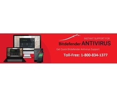 Online Tech Support is Available for Bitdefender Antivirus Activation Issues