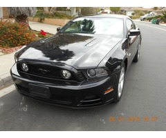 2014 Ford Mustang GT-COUPE