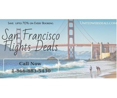 Cheap Flights To San Francisco (SFO) | San Francisco Flight Deals
