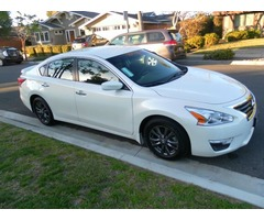 2015 Nissan Altima 2.5 S Special Edition